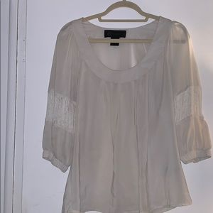 White Kardashian Kollection top